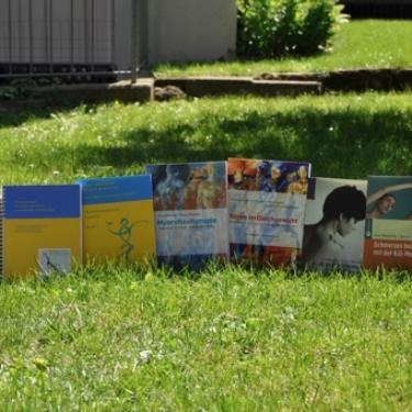 Bücher rund um Myoreflextherapie