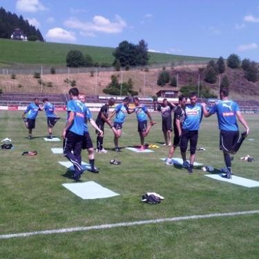 KiD Training bei TSG 1899 Hoffenheim
