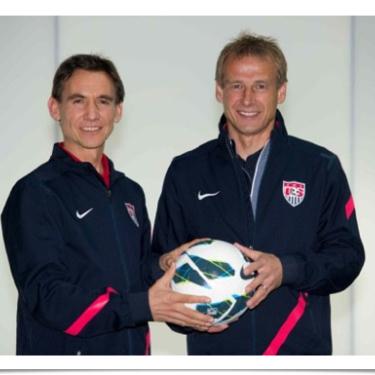 Kurt Mosetter & Jürgen Klinsmann
