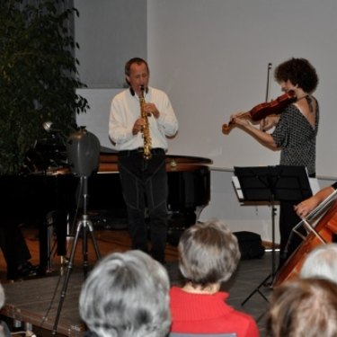 Shalom Klezmer Band with Wolfgang Fasser, Myoreflex conference 2011