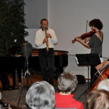 Shalom Klezmer Band mit Wolfgang Fasser, Myoreflex-Tagung 2011