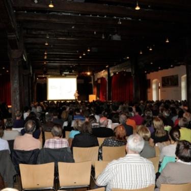 Vortrag im Konstanzer Konzil 2012