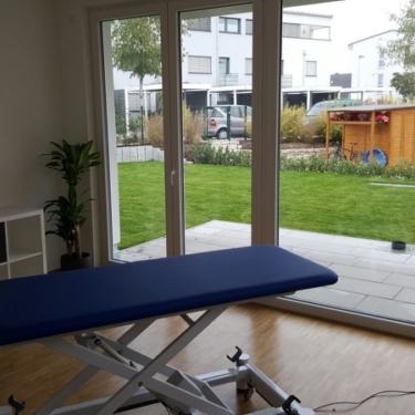 Behandlungsraum im ZiT Freiburg