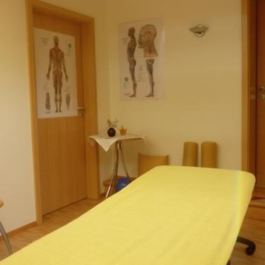 Behandlungsraum im ZiT Gutach