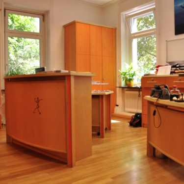 Reception in ZiT Konstanz
