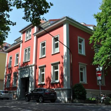 Exterior view in ZiT Konstanz