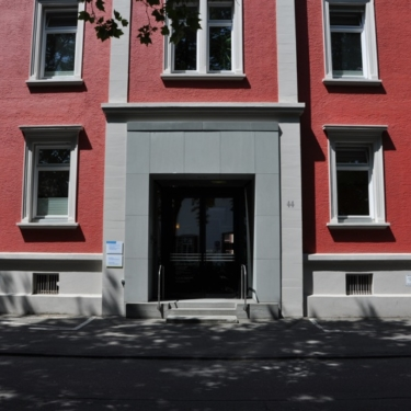 Entrance to ZiT Konstanz