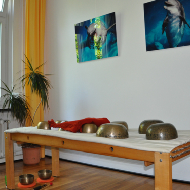 Sound therapy in ZiT Konstanz